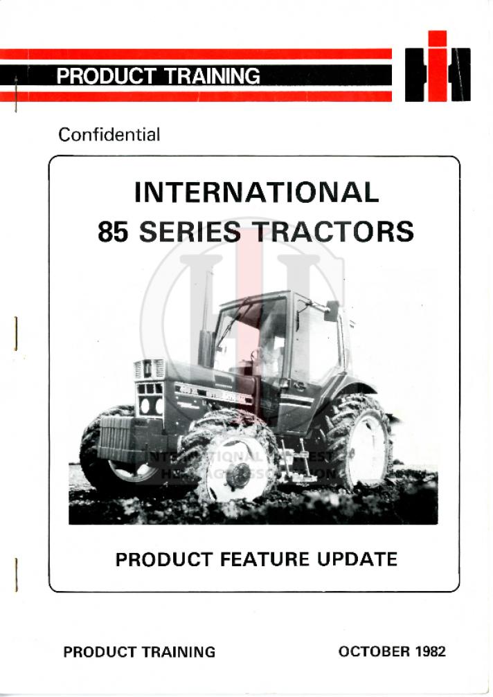 585     International Harvester    Heritage    Association