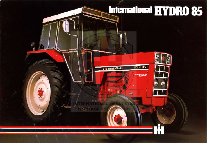 Hydro 85  U2013 International Harvester Heritage Association